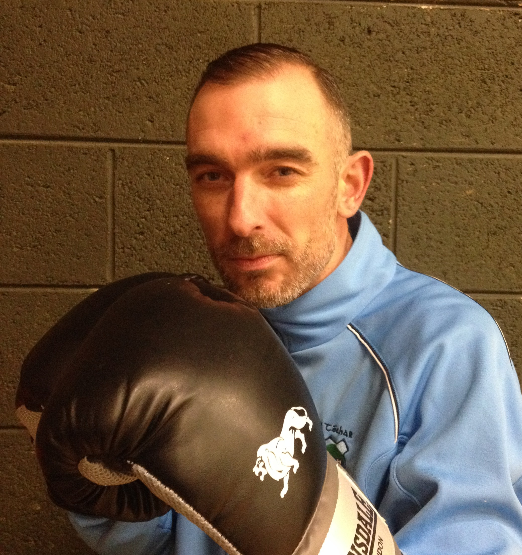 """Stonecold"" Brian O'Shaughnessy (sponsor; ADF Pumps)"